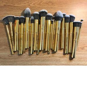 Morphe gilded brush set